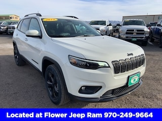New 2019 Jeep Cherokee ALTITUDE 4X4 Sport Utility in Montrose, CO