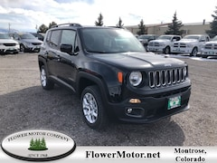 2018 Jeep Renegade LATITUDE 4X4 Sport Utility in Montrose, CO