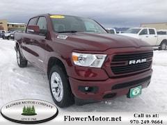 2019 Ram 1500 BIG HORN / LONE STAR CREW CAB 4X4 5'7 BOX Crew Cab in Montrose, CO