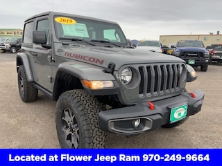New 2019 Jeep Wrangler RUBICON 4X4 Sport Utility in Montrose, CO