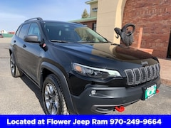 2019 Jeep Cherokee Trailhawk 4x4 SUV in Montrose, CO