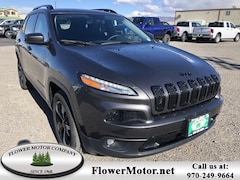 2018 Jeep Cherokee LIMITED 4X4 Sport Utility in Montrose, CO