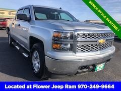 2014 Chevrolet Silverado 1500 LT Truck Crew Cab in Montrose, CO