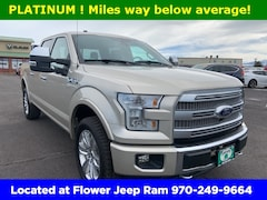 2017 Ford F-150 Truck SuperCrew Cab in Montrose, CO