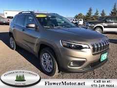2019 Jeep Cherokee LATITUDE 4X4 Sport Utility in Montrose, CO