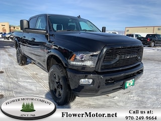 New 2018 Ram 2500 LARAMIE CREW CAB 4X4 6'4 BOX Crew Cab in Montrose, CO