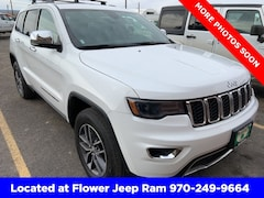 2018 Jeep Grand Cherokee Limited 4x4 SUV in Montrose, CO