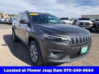 New 2019 Jeep Cherokee LATITUDE PLUS 4X4 Sport Utility in Montrose, CO