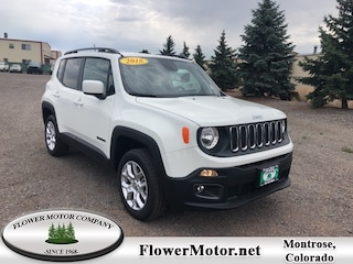 New 2018 Jeep Renegade LATITUDE 4X4 Sport Utility in Montrose, CO