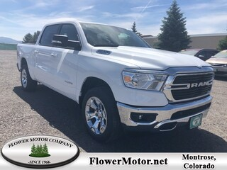 New 2019 Ram 1500 BIG HORN / LONE STAR CREW CAB 4X4 5'7 BOX Crew Cab in Montrose, CO