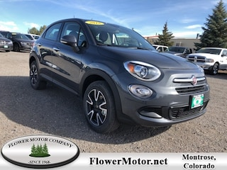 New 2018 FIAT 500X POP AWD Sport Utility in Montrose, CO