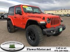 2018 Jeep Wrangler RUBICON 4X4 Sport Utility in Montrose, CO