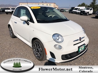 New 2018 FIAT 500 POP Hatchback in Montrose, CO
