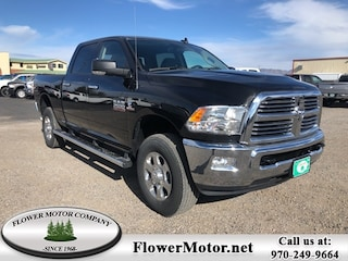 New 2018 Ram 2500 BIG HORN CREW CAB 4X4 6'4 BOX Crew Cab in Montrose, CO