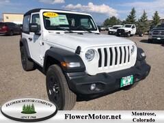 2018 Jeep Wrangler SPORT 4X4 Sport Utility in Montrose, CO