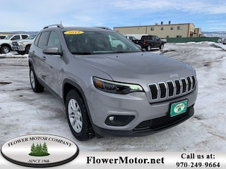 New 2019 Jeep Cherokee LATITUDE 4X4 Sport Utility in Montrose, CO