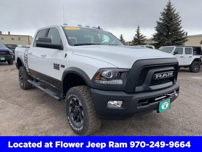 2018 Ram 2500 POWER WAGON CREW CAB 4X4 6'4 BOX Crew Cab