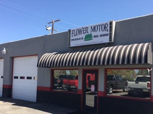 Flower Motor Co Chrysler Jeep Dodge Ram Montrose