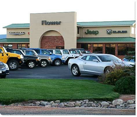 Flower Motor Co Chrysler, Jeep, Dodge, Ram Montrose ...