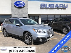 Certified Pre-Owned 2016 Subaru Outback 2.5i Limited SUV 519113A in Montrose CO