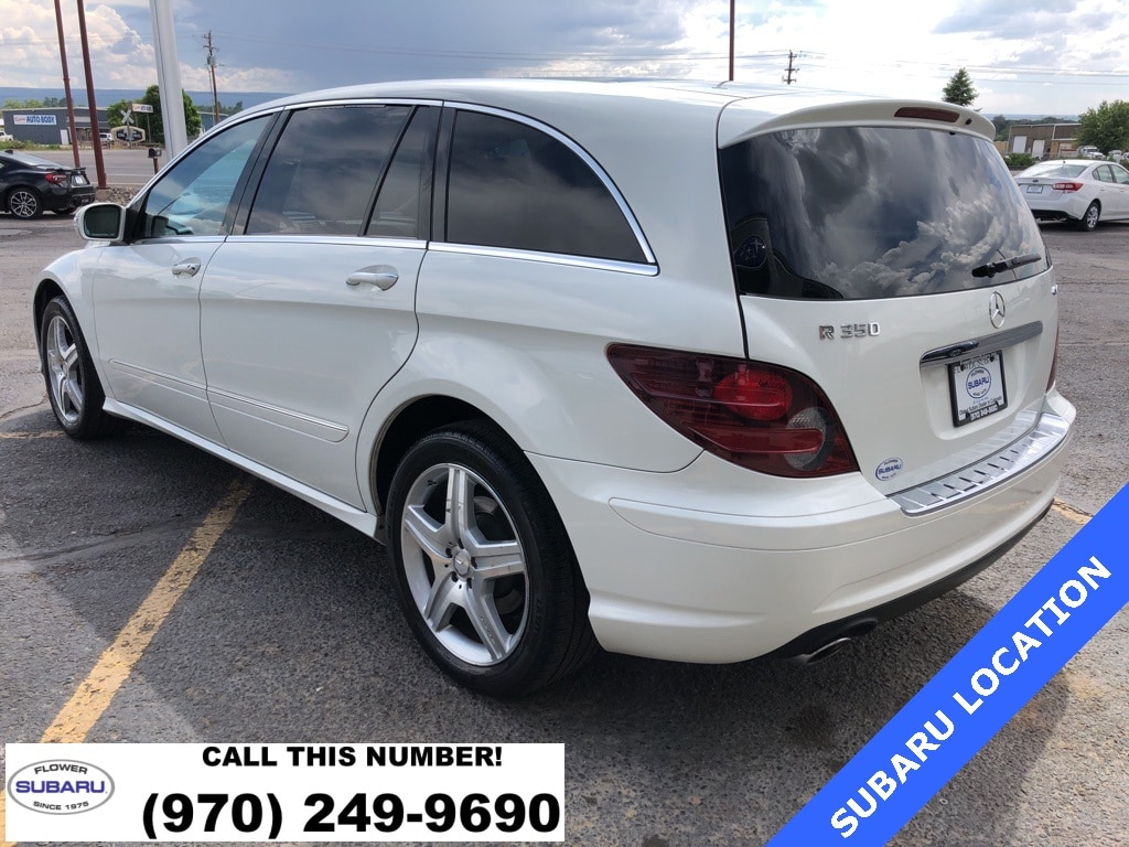 Used 2010 Mercedes-Benz R-Class R350 4MATIC in Montrose CO |  4JGCB6FE2AA111525