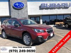 New 2019 Subaru Outback 2.5i SUV 519179 in Montrose CO