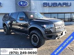 Used 2014 Ford F-150 SVT Raptor Truck SuperCrew Cab 61314A for Sale in Montrose