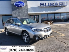 New 2019 Subaru Outback 2.5i Limited SUV 519122 in Montrose CO