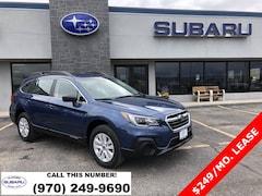 New 2019 Subaru Outback 2.5i SUV 519299 in Montrose CO