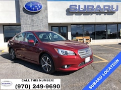 Certified Pre-Owned 2016 Subaru Legacy 2.5i Limited Sedan 61336 in Montrose CO