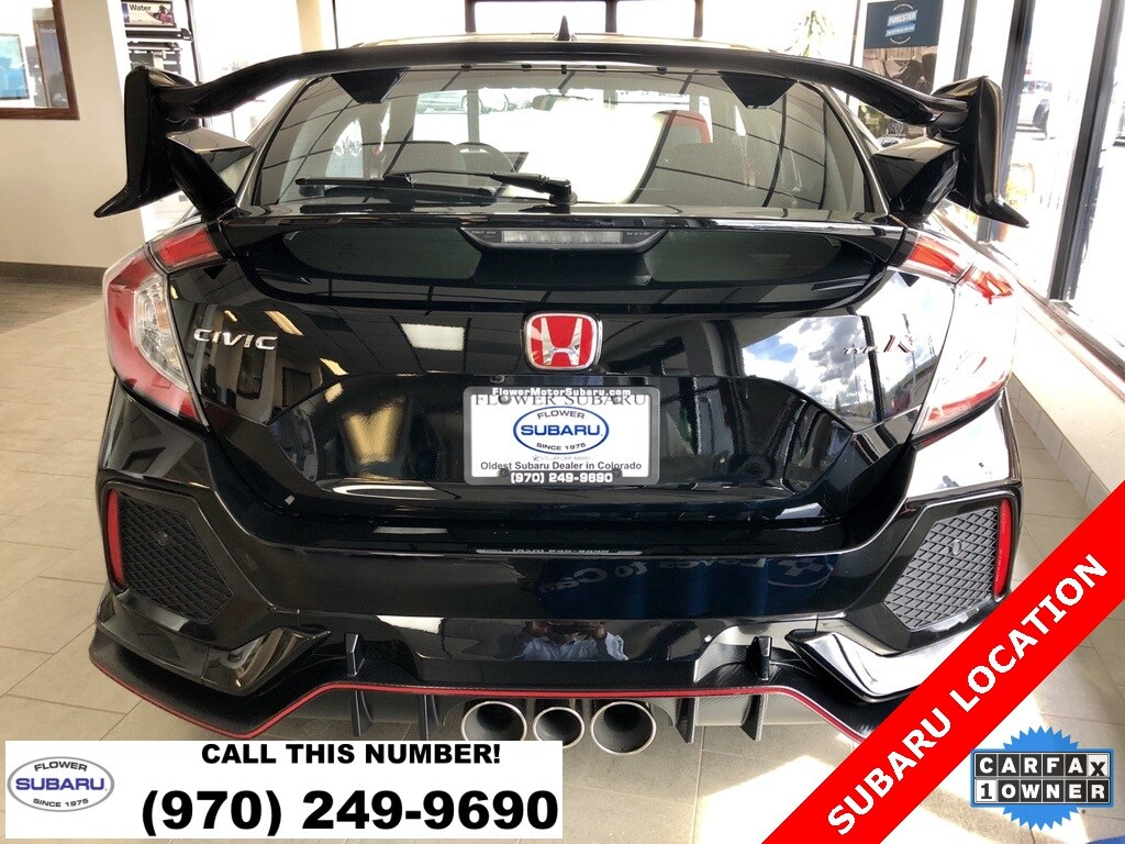 Used 2018 Honda Civic Type R Touring in Montrose CO | SHHFK8G70JU202294