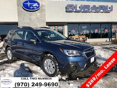 New 2019 Subaru Outback 2.5i SUV 519136 in Montrose CO