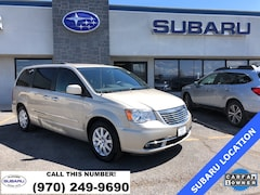 Used 2016 Chrysler Town & Country Touring Van LWB Passenger Van 61462 for Sale in Montrose