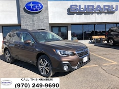 New 2019 Subaru Outback 2.5i Limited SUV 519184 in Montrose CO