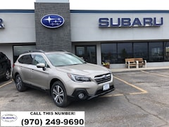 New 2019 Subaru Outback 2.5i Limited SUV 519266 in Montrose CO