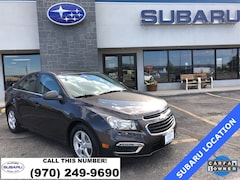 Used 2016 Chevrolet Cruze Limited 1LT Auto Sedan 61520 for Sale in Montrose