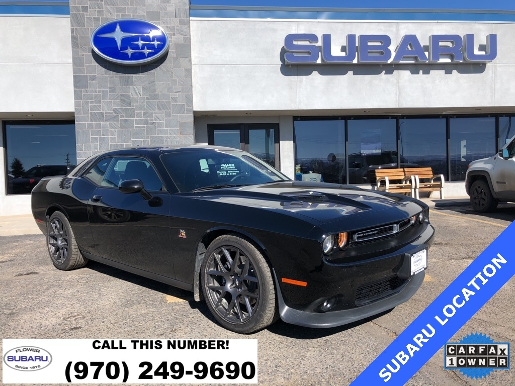 2017 Dodge Challenger R/T 392 Scat Pack Coupe 61428A