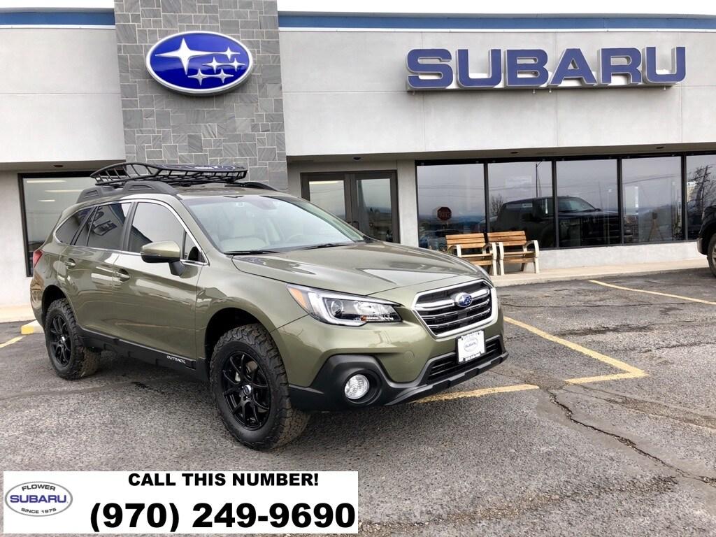 2019 Subaru Outback 2.5i Premium LP Aventure Lift & BFG KO2's SUV