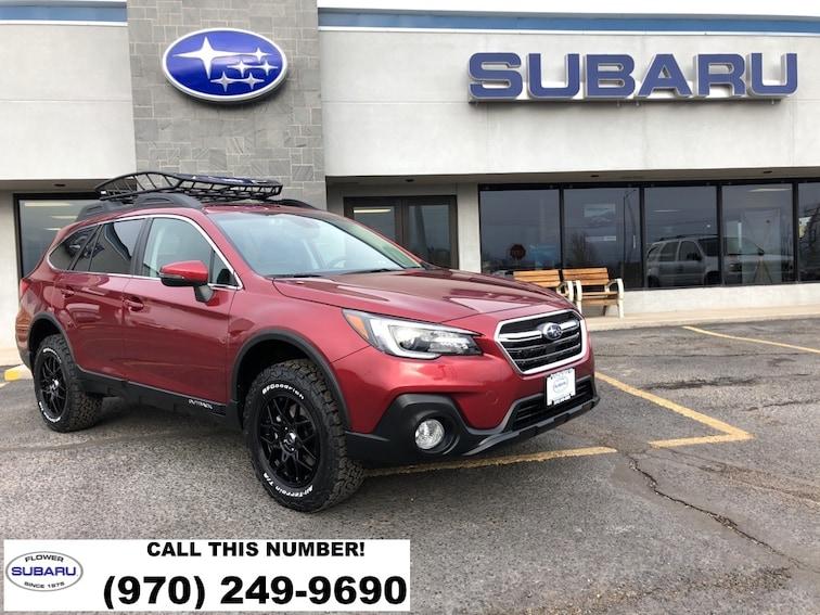 2019 Subaru Outback 2.5i Limited LP Aventure Lift & BFG KO2's SUV