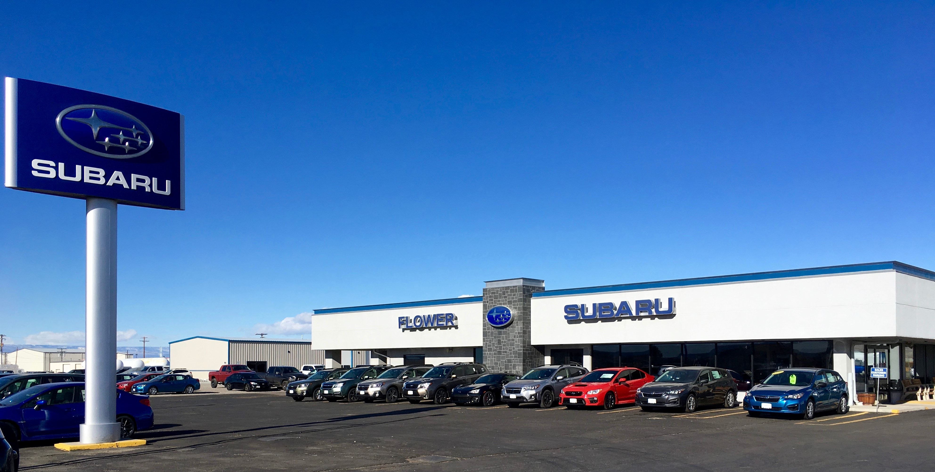 New Subaru & Used Car Dealer in Montrose CO Flower Subaru Serving