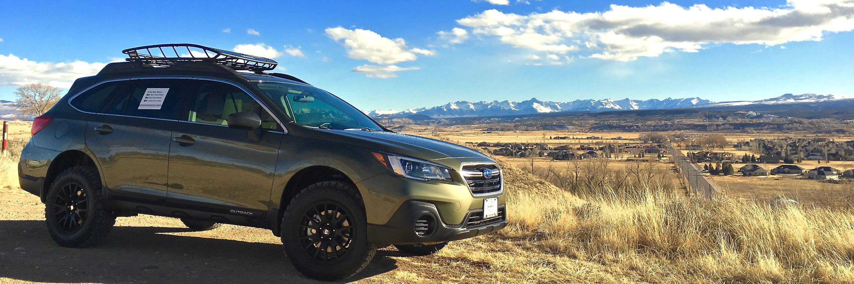 Rocky Mountain Off-Road Editions | Flower Subaru