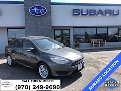 Used 2017 Ford Focus SE Sedan 519276A for Sale in Montrose