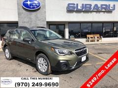 New 2019 Subaru Outback 2.5i SUV 519216 in Montrose CO