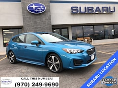 Certified Pre-Owned 2018 Subaru Impreza 2.0i Sport 5-door 61327R in Montrose CO