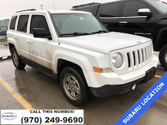 Used 2014 Jeep Patriot Sport FWD SUV 61396A under $10,000 for Sale in Montrose