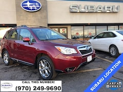 Certified Pre-Owned 2016 Subaru Forester 2.5i Touring SUV 61392 in Montrose CO