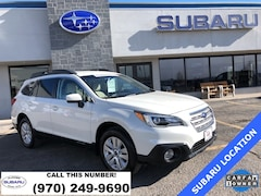 Certified Pre-Owned 2016 Subaru Outback 2.5i Premium SUV 61412 in Montrose CO