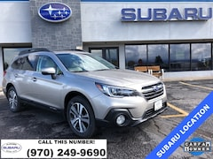 Certified Pre-Owned 2019 Subaru Outback 2.5i Limited SUV 61410R in Montrose CO