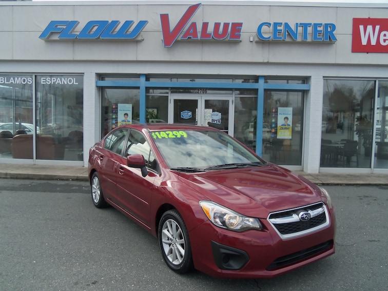 Used 2014 Subaru Impreza 2.0i Sedan Near Greensboro