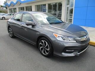2016 Honda Accord EX Sedan
